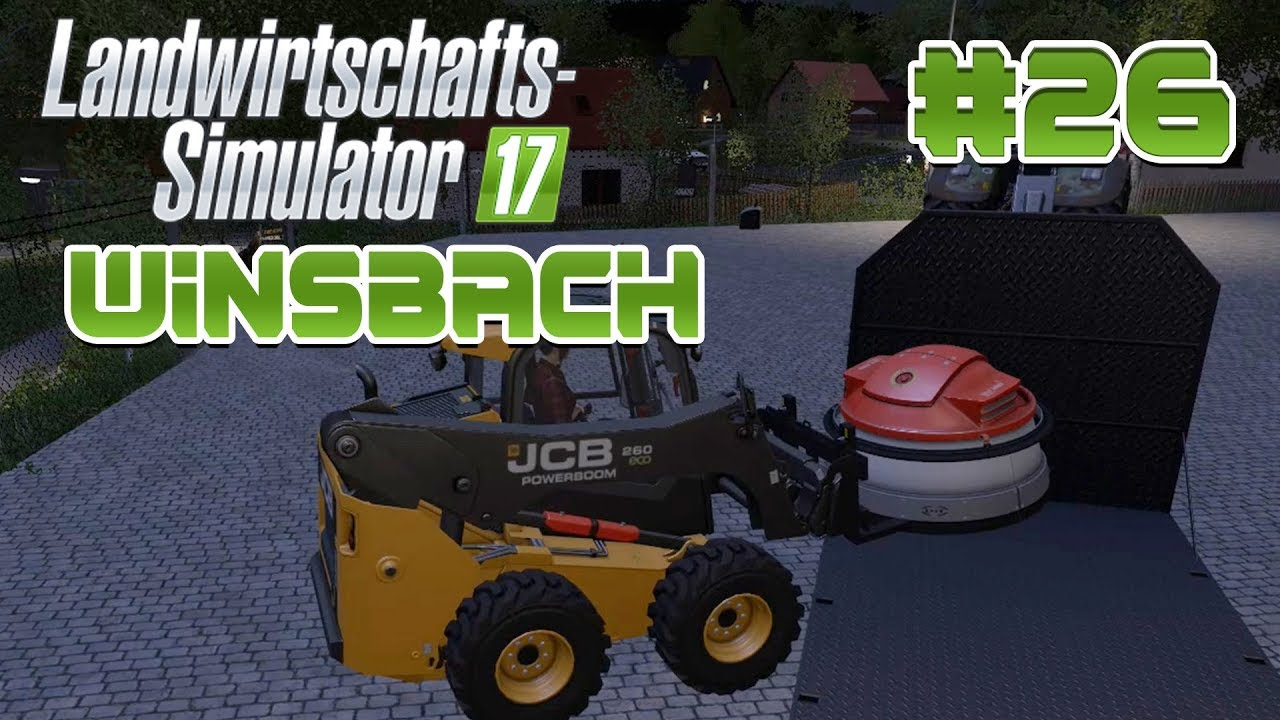 LS17 Winsbach #26 Lely the Robot | Landwirtschafts Simulator 2017